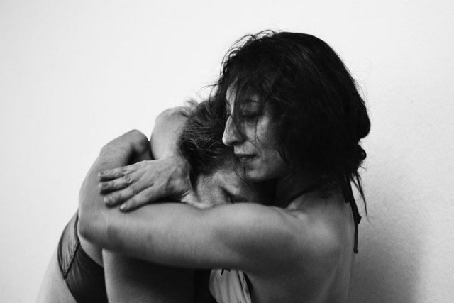 Коллекция винтажных снимков борющихся мамаш