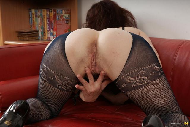 Опытные фрау блистают телами фото порно